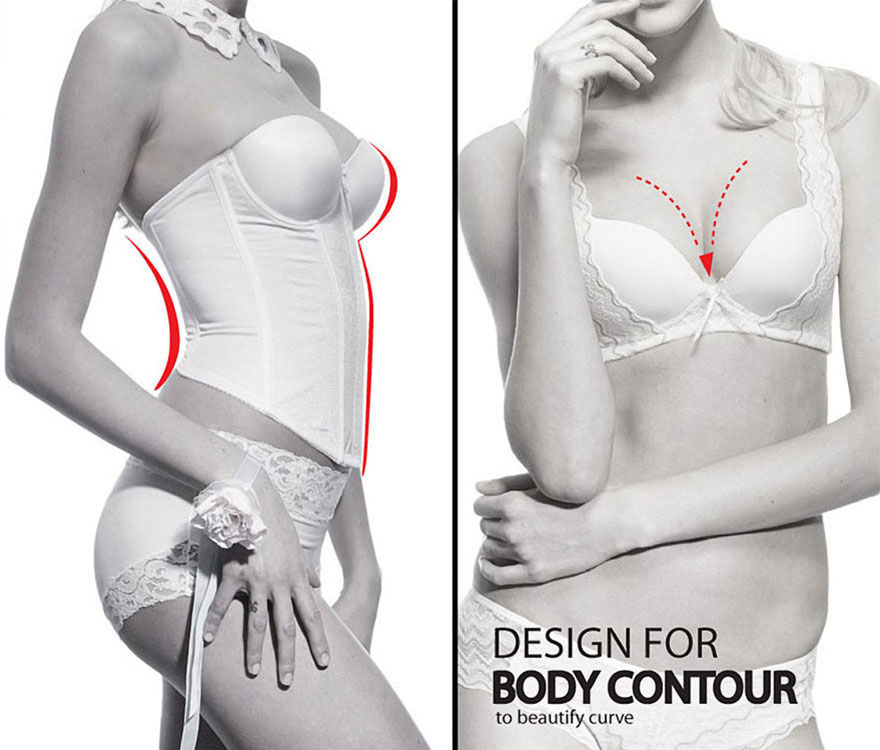 Design for Specific Body Contour