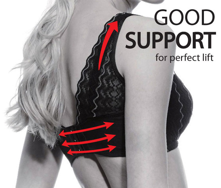 Stronger Straps for Good Support